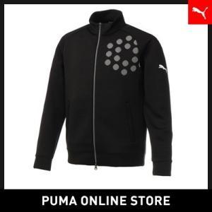 プーマ PUMA ゴルフ フルジップスウェットジャケット【メ...