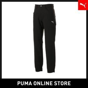 プーマ PUMA ゴルフ PUMAロゴ ニュージョガー パンツ メンズ ゴルフ パンツ 2018年秋冬|puma