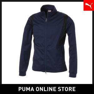 プーマ PUMA ゴルフ ソフトシェル エクスベント ジャケット メンズ ゴルフ アウター 2018年秋冬|puma