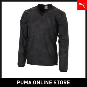プーマ PUMA ゴルフ カモ エクスベント スニードジャケット メンズ ゴルフ アウター 2018年秋冬|puma