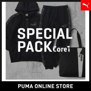プーマ PUMA スペシャルパック コア1【メンズ スウェット パーカー 上下セット パンツ バッグ...