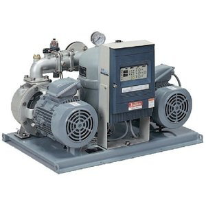 川本製作所 KB2-325P0.75S2 単相200V 50Hz 並列|pump-shop-pro