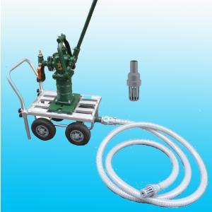TOBO東邦工業 移動式手押しポンプ<月星昇進ポンプ型>『それ行けポンプ』SY35SCF−IDO|pumpgennosuke1