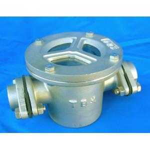 TOBO東邦工業 砂取器(ステンレス製)25A|pumpgennosuke1