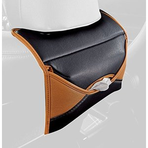 生産国:日本製 材質・素材:PVCレザー・金具部:真鍮 ●ヘッドレストステーに噛ませて固定●市販ティ...