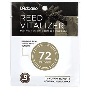 D'Addario(ダダリオ)リードヴァイタライザー 詰替用保湿ジェル1袋 72% RV0173 punipunimall