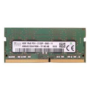 SK hynix 4GB 1rx8 pc4-2133p-sa0-11 DDR4メモリ punipunimall