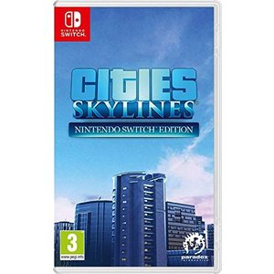 Cities: Skylines (Nintendo Switch) (輸入版)|punipunimall
