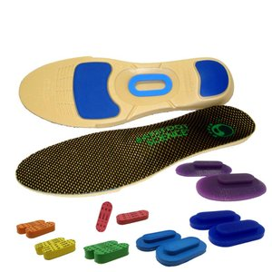 [Barefoot Science] インソール 7段階上級用 (フルタイプ Lサイズ) 扁平足 足...