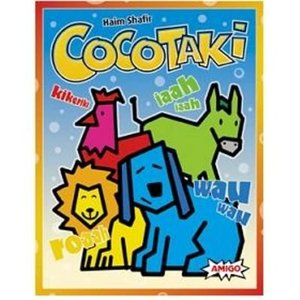 Cocotaki. Kartenspiel: Fur 2 - 10 Personen ab 6 Jahren|punipunimall