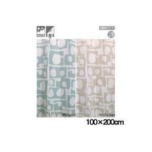 サイズ:100×200cm 素材・材質:ポリエステル100% 製造国:日本 仕様:遮光率/2級(99...
