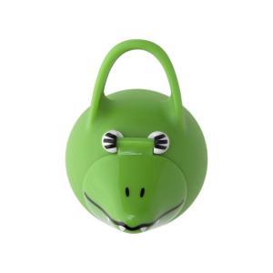 THERMO MUG (サーモマグ) アニマルボトル用替えキャップ GREEN 直径約6.8cm ア...