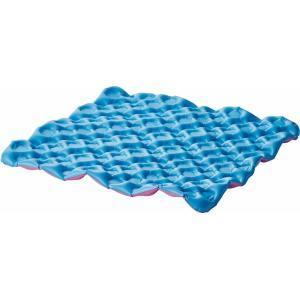 ドウシシャ プールマット ブルー 125cm