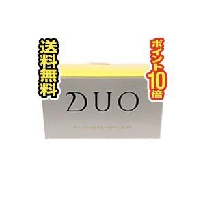 □送料無料・ポイント10倍□DUO(デュオ) ザ クレンジングバーム クリア(90g)|pupuhima
