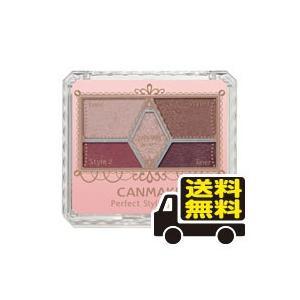 ☆メール便・送料無料☆キャンメイク(CANMAKE) パーフェクトスタイリストアイズ 18(3g) ...