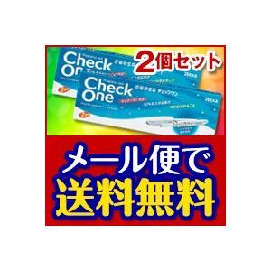 【第2類医薬品】チェックワン アラクス2回用×2個セット (...