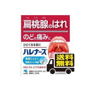 ☆メール便・送料無料☆ ハレナース 9包 【第3類医薬品】 代引き不可 送料無料