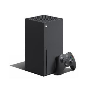 [予約商品]Microsoft Xbox Series X RRT-00015 マイクロソフト エックスボックス シリーズ エックス