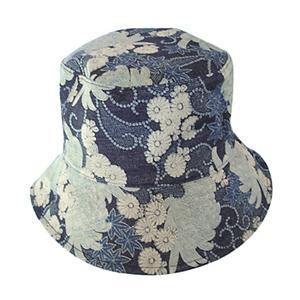 和柄帽子 大乱菊|pura-pura