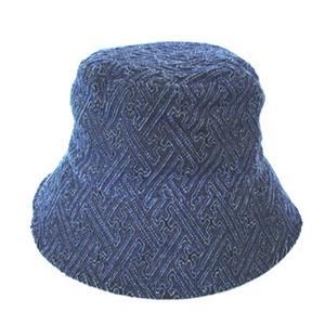 和柄帽子 デストロ オオサヤ|pura-pura
