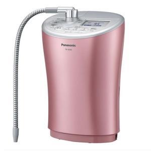 アルカリイオン整水器 TK-AS44-P 色:ピンク|puraiz