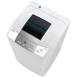 【★2,3営業日でお取り寄せ★】ハイアール 6.0kg風乾燥機能付き全自動洗濯機 JW-K60M-W|puraiz