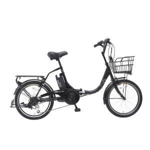 【★メーカーより最短出荷!銀行振込で1000円引き】 EISAN 折り畳み式 電動アシスト自転車 swifti20ブラック|puraiz
