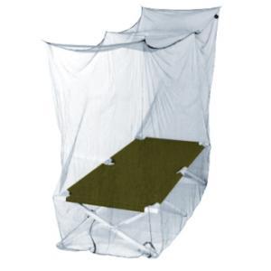 インセクトシールド 虫よけ モスキートネット(蚊帳)ホワイト シングル|puraiz