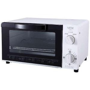 NEOVE オーブントースター(900W) TNM8B-W ホワイト|puraiz