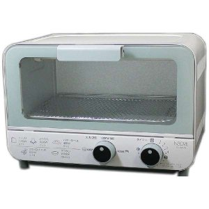NEOVE オーブントースター (1000W) NTT9A-W ホワイト|puraiz