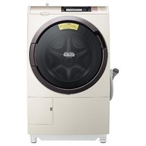 ビッグドラム ななめ型ドラム式洗濯乾燥機(11.0kg) 左開き シルバー BD-ST9800L-N|puraiz