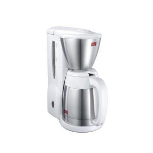 ステンレスポット コーヒーメーカー【ノア】ホワイト 5杯用 SKT54-3-W|puraiz