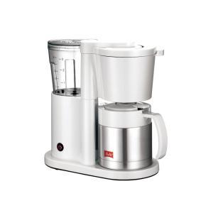 浄水コーヒーメーカー【オルフィ】ホワイト 5杯用 SKT52-3-W|puraiz