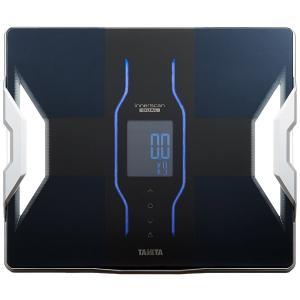 タニタ デュアルタイプ体組成計 インナースキャンデュアル ブラック RD906-BK|puraiz