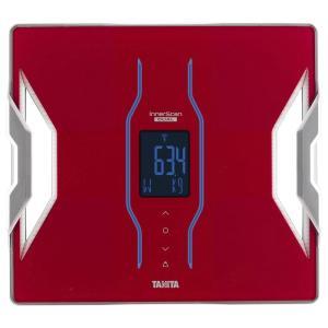 タニタ デュアルタイプ体組成計 インナースキャンデュアル レッド RD906-RD|puraiz