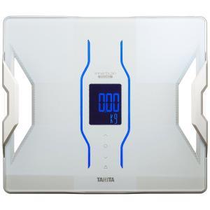 タニタ デュアルタイプ体組成計 インナースキャンデュアル ホワイト RD907-WH|puraiz