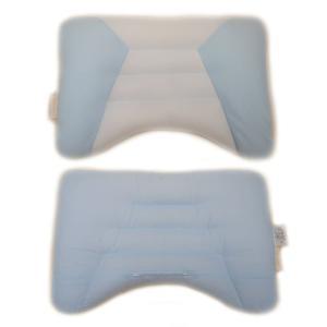 【★送料無料★】京都西川  ドクタースリープ枕(ベーシックモデル) 06-DS3905(L) ブルー|puraiz