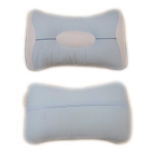 京都西川  ドクタースリープ枕(グランドモデル) 06-DS3930(W) ブルー|puraiz