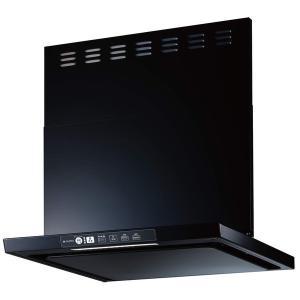 【★送料無料★】リンナイ レンジフード 幅75cm LED照明 レンジフードファン ブラック TLR-3S-AP751BK|puraiz