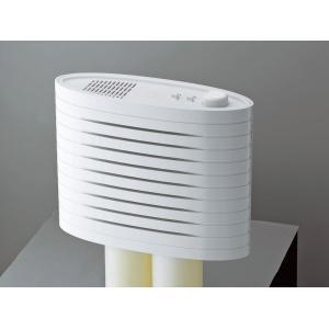 ツインバード マイナスイオン発生空気清浄機ファンディスタイル AC-4235W ホワイト|puraiz
