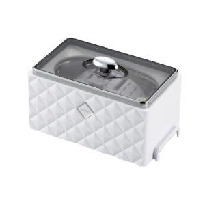 ツインバード 超音波洗浄器 EC-4548W ホワイト|puraiz