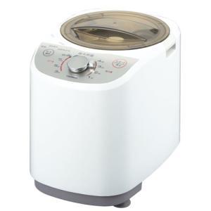 コンパクト精米器 かくはん式 (4合) MR-E520W ホワイト|puraiz