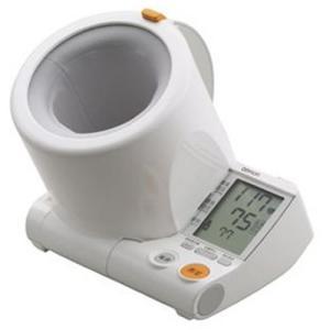【★送料無料★】オムロン  上腕式 デジタル自動血圧計 2人分メモリ機能付 HEM-1000|puraiz