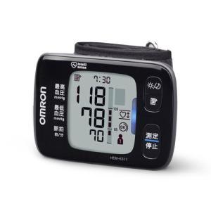 【★送料無料★】オムロン 手首式血圧計 HEM-6311|puraiz