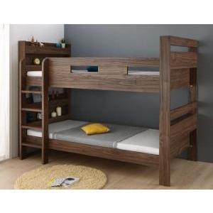 ずっと使える!2段ベッドにもなるワイドキングサイズベッド Whentoss ウェントス 薄型・抗菌・国産ポケットコイルマットレス付き|purana25