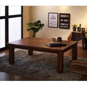 天然木パイン材 男前ヴィンテージデザインこたつテーブル Patrida パトリダ/長方形(120×80)|purana25