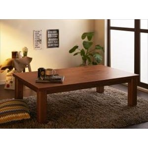 こたつテーブル/長方形(80×135cm) 天然木パイン材 男前ヴィンテージデザイン Patrida パトリダ|purana25