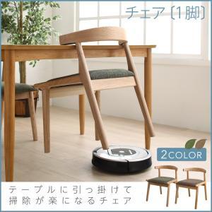 チェア (単品)  テーブルに引っ掛けて掃除が楽になる Claassen クラーセン|purana25