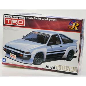 Sパッケージ バージョンR 40 TRD AE86トレノ N2仕様 1/24 TRD AE86 TRUENO|purasen