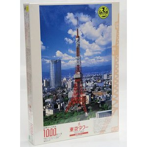1000ピース 東京タワー 12-016|purasen